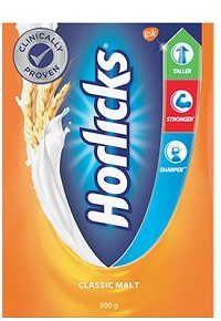 119387 8 Horlicks Health Nutrition Drink Classic Malt