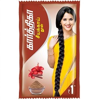 Karthika Shikakai Shampoo Sachets