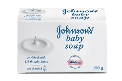 Johnsons Baby Soap Regular