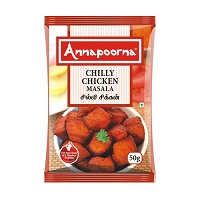 Annapoorna Masala Chilly Chicken