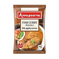 Annapoorna Masala Fish Curry