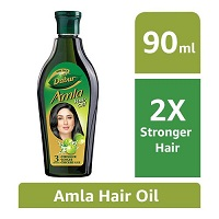 Dabur Amla Hair Oil Long Healthy Strong Hair