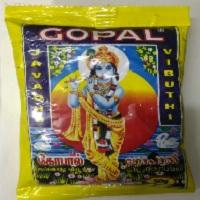 Gopal Javaadhu Vibuthi 50 Gm