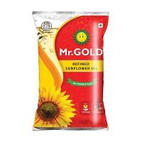 Mr Gold Refined Oil Sunflower